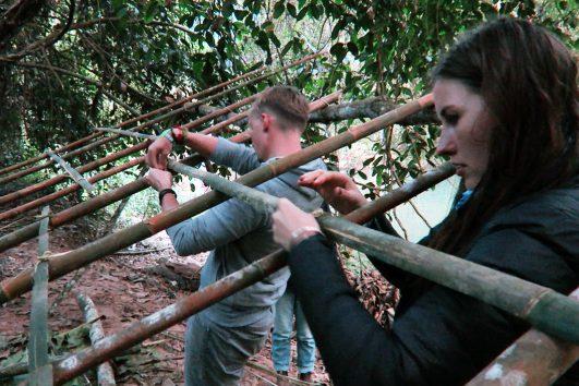 Nam Oun, Jungle Expedition