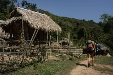 Off-road Biking and Homestay