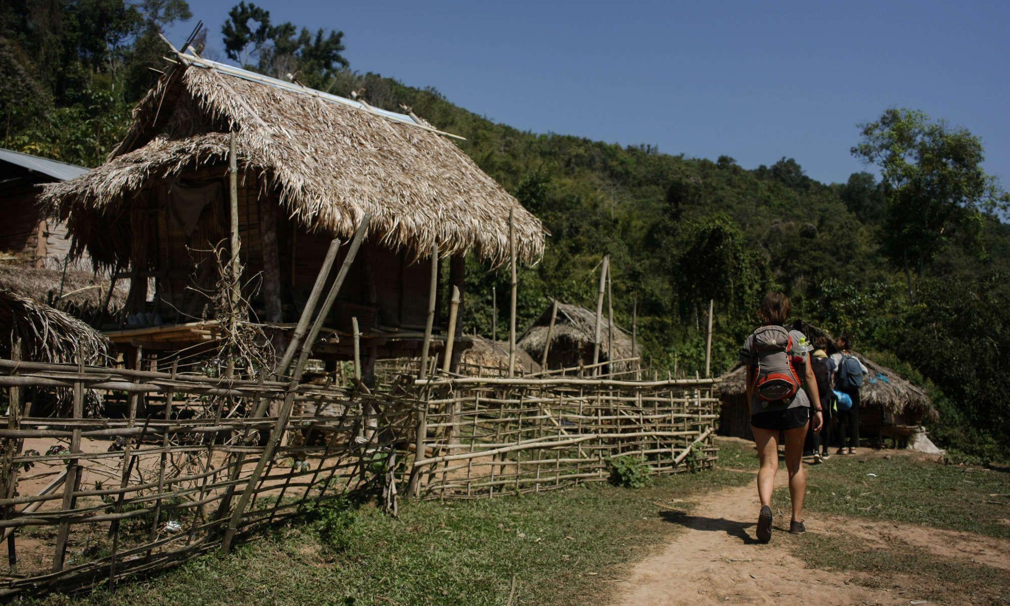 Off-road Biking and Homestay