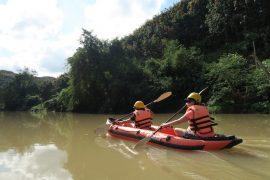 Kayaking & Trekking in Northern Laos - The Hiker