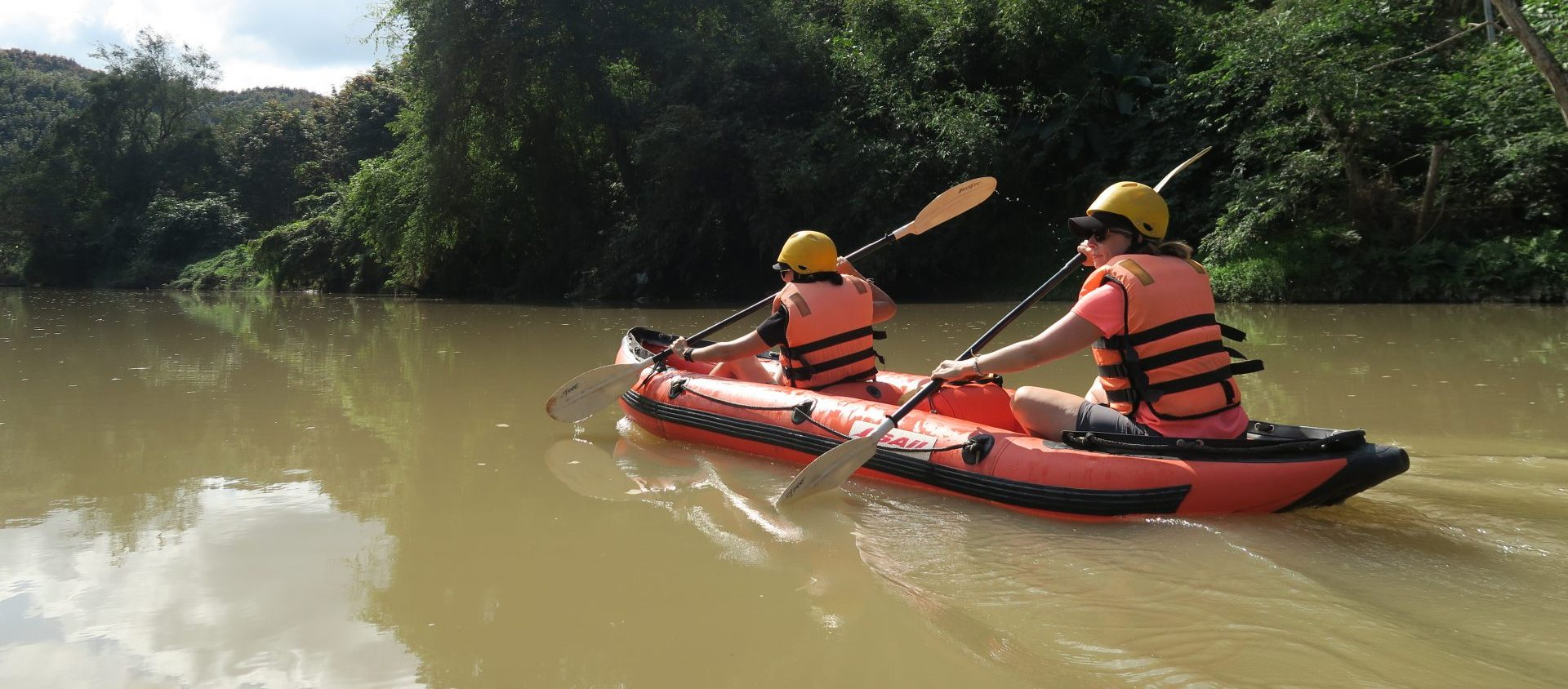 Kayaking & Trekking in Northern Laos - The Hiker