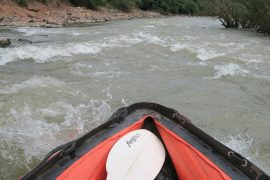 Trekking and Kayaking in the National Protected Area_The_Hiker_Combined_Tours_3