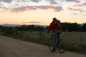 Trekking & Mountain Biking, the Nam ha National Protected Area, Northern Laos.